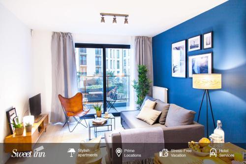 Sweet Inn Apartments - Etterbeek Hovedfoto