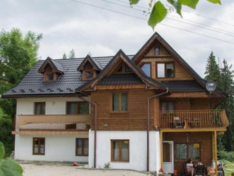 Zajazd Irys - Hotel - Zakopane
