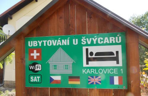 Ubytovani U Švýcarů