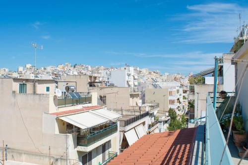 4 bdr maisonette w/ roof-garden in Piraeus port.  Foto 15