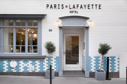 Hôtel Paris La Fayette photo 6