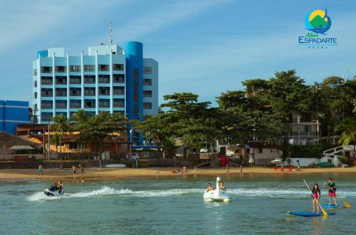 . Hotel Espadarte