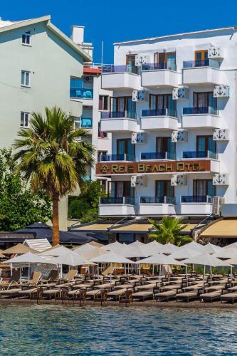 Marmaris Reis Beach Otel tek gece fiyat