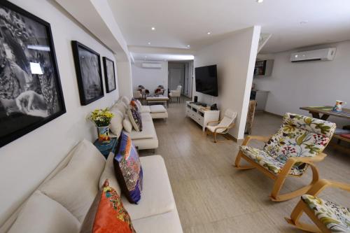HotelApartamento Edificio Las Bovedas en Cartagena