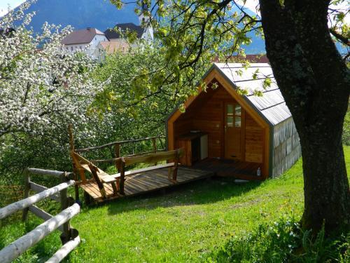 Glamping Organic Farm Slibar - Hotel - Tržič