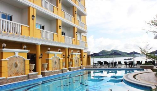 A Hotel Com Sunlight Guest Hotel Coron Palawan Hotel