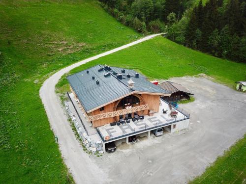 Ferienhaus Fassl Hinterglemm