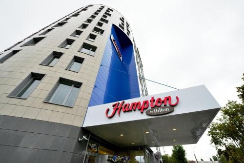 Hampton by Hilton Voronezh in Voronezh