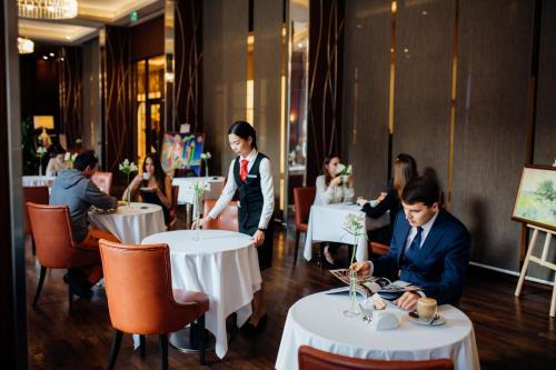 Marriott Sochi Krasnaya Polyana Hotel - Accommodation - Estosadok