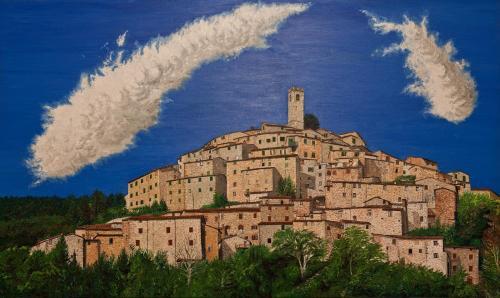 La Vecchia Locanda - Accommodation - Castelnuovo di Val di Cecina