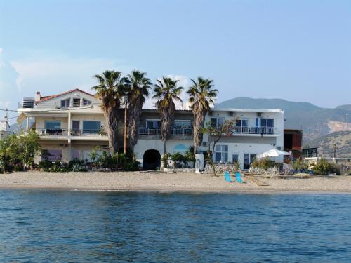 . Dimitra Beach Apartments - Nea Karvali Kavala