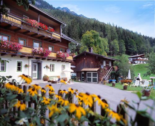 Kalcherhof - Accommodation - Ramsau am Dachstein