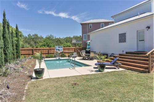 30A Beach House - Walking on Sunshine - Panama City Beach, FL 32461