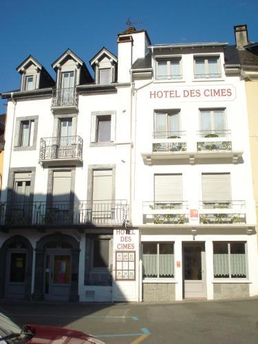Hôtel des Cimes - Hôtel - Luz-Saint-Sauveur