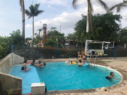 Hotel Hotel y Cabañas Brisas del Caribe