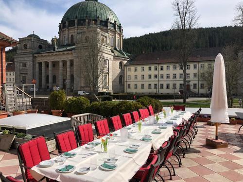 Klostermeisterhaus - Hotel - St. Blasien