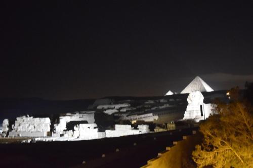 Pyramids Overlook Inn room photos