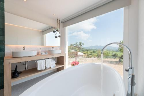 Suite con piscina privada Cas Cabo Nou Agroturismo Adults Only 8