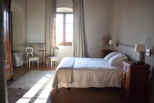 Suite Junior con vistas al mar Can Mora de Dalt 2