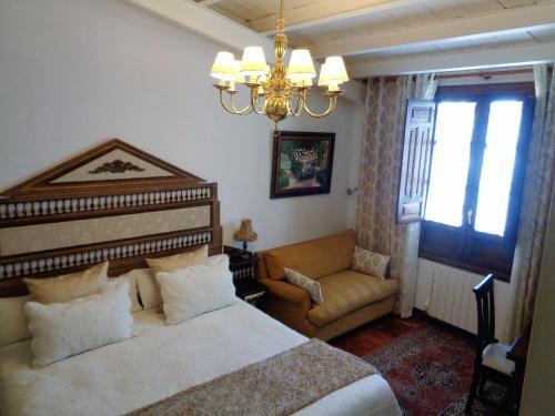 Charm Doppelzimmer Hotel Boutique Nueve Leyendas 113