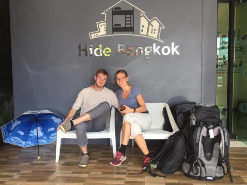 Hide Bangkok Hostel photo 65