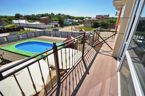 Camera Matrimoniale Standard con Balcone  (Standard Double Room with Balcony)