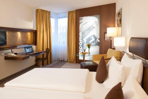 Dorint Hotel Frankfurt-Niederrad photo 32