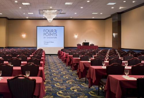 Four Points by Sheraton Chicago O'Hare - Schiller Park, IL IL 60176