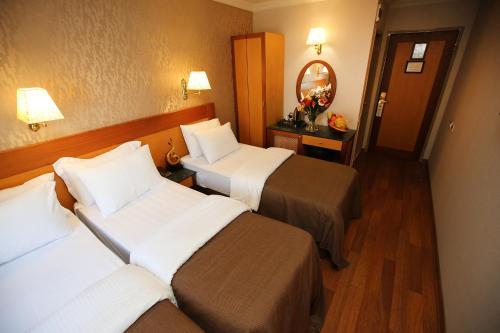 Photos de salle de Eterno Al Sham Hotel