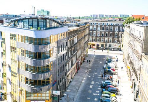 A Hotel Com City Aparthotel Wohnung Stettin Polen Preis