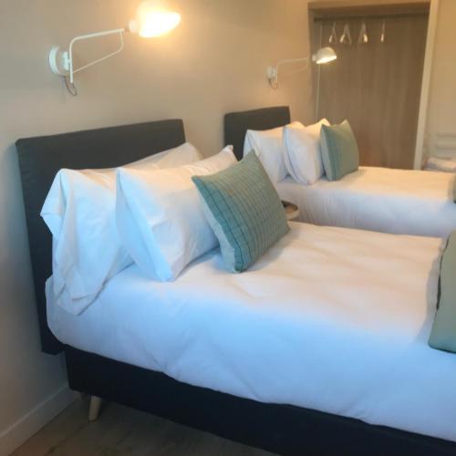 Double or Twin Room with Mountain View - single occupancy IXUA hotela 9