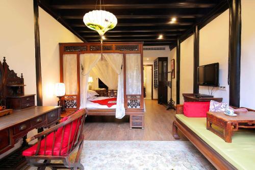 Suzhou Dongshan Huilaotang Hotel photo 50