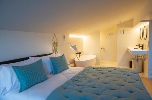 Suite con vistas a la montaña IXUA hotela 3