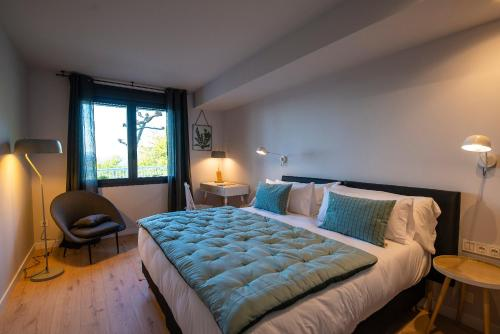 Double or Twin Room with Mountain View - single occupancy IXUA hotela 20