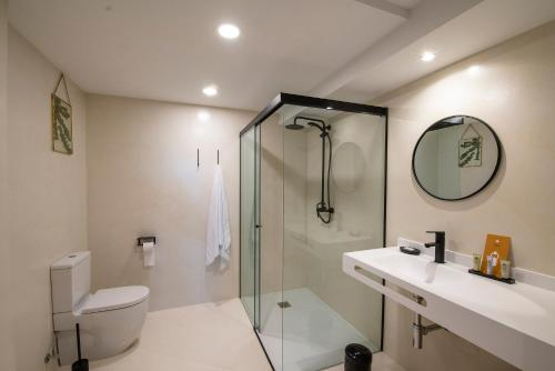 Habitación Doble Superior IXUA hotela 8