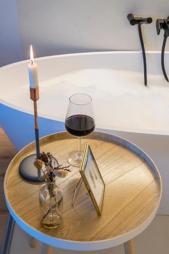 Suite mit Bergblick IXUA hotela 13