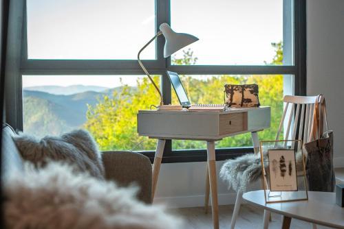 Suite con vistas a la montaña IXUA hotela 8