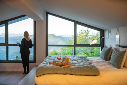 Suite con vistas a la montaña IXUA hotela 1