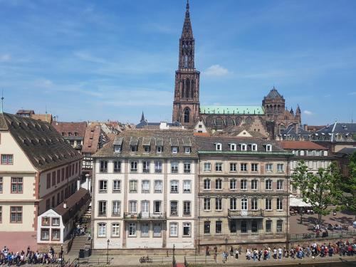 The Roof of Strasbourg