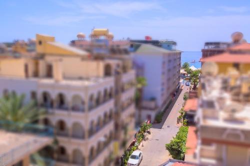Alanya Bayram Apart Hotel indirim kuponu