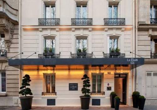 Bailli De Suffren - Hôtel - Paris
