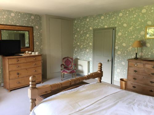Deluxe Doppelzimmer mit Dusche (Deluxe Double Room with Shower)