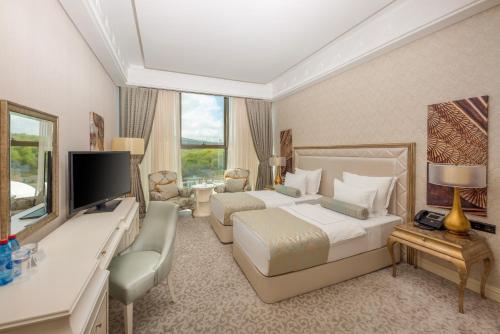 Quba Palace Hotel Zimmerfotos