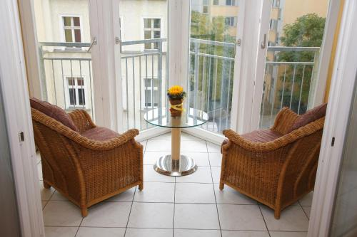 HSH Hotel Apartments Mitte photo 42