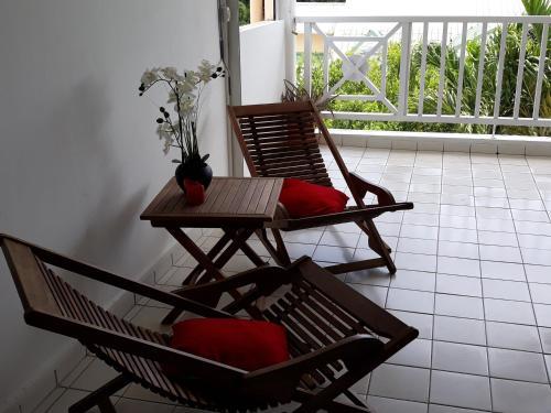 HotelLe Gite d'Anse Vinaigri