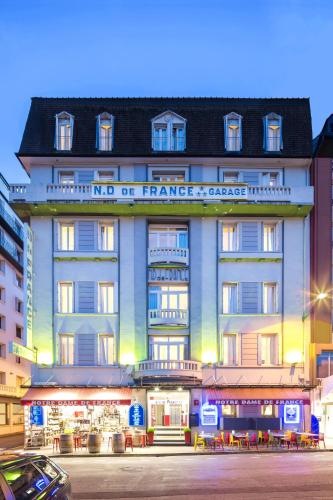 Hôtel Notre Dame de France - Hôtel - Lourdes