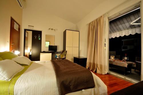 Villa Maslina værelse billeder