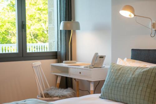 Doppel-/Zweibettzimmer mit Bergblick - Einzelnutzung IXUA hotela 6