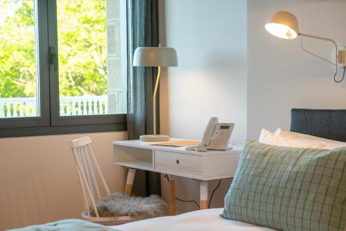 Double or Twin Room with Mountain View - single occupancy IXUA hotela 14