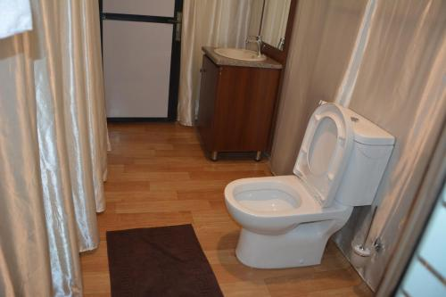 Driepersoonskamer met Eigen Badkamer (Triple Room with Private Bathroom)